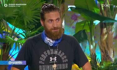 Καλό Μεσημέρακι: Ο Παπαδόπουλος εισέβαλε στο πλατό -  Δες πόσα κιλά έχασε στο Survivor
