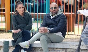 Ειρήνη Μερκούρη: Η πρώτη δημόσια έξοδος μετά την είδηση της εγκυμοσύνης