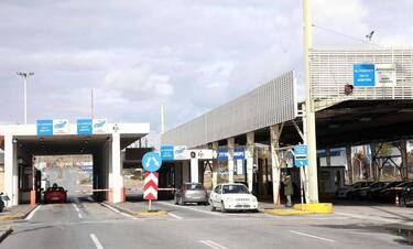 Κιλκίς: Συνελήφθη οδηγός στους Ευζώνους γιατί αρνήθηκε να κάνει rapid test