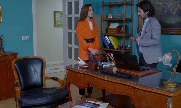 Elif: Ο Σαφάκ επιστρέφει σπίτι του και γνωρίζει την Αλέβ