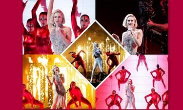 Eurovision 2021 Α' Ημιτελικός: Κύπρος: Πιο λαμπερή από ποτέ on stage η Έλενα Τσαγκρινού
