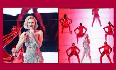 Eurovision 2021: Η Κύπρος πέρασε στον μεγάλο τελικό - Η εντυπωσιακή εμφάνιση της Τσαγκρινού