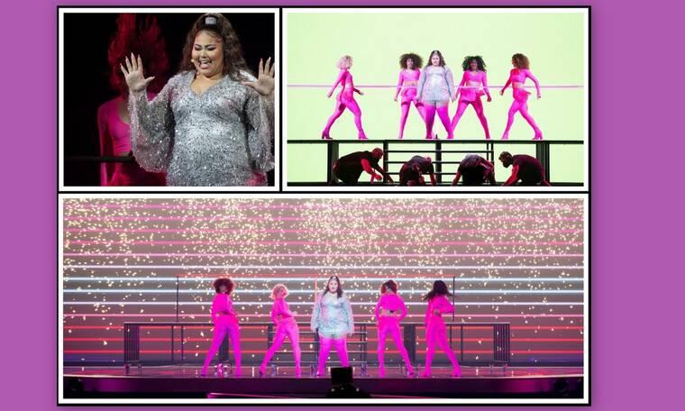 Eurovision 2021 Α' Ημιτελικός: Μάλτα: Η Destiny ανέβηκε on stage και τα έδωσε όλα!