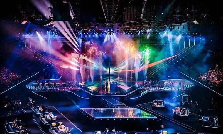 Eurovision 2021 Τελικός: Η φαντασμαγορική έναρξη της βραδιάς!
