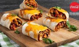 Εύκολα enchiladas από τον Ακη Πετρετζίκη