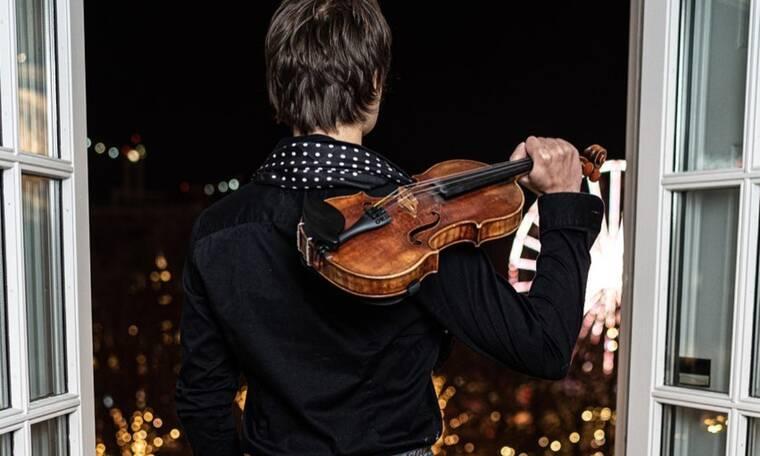 Alexander Rybak: Ο βιολιστής νικητής της Eurovision έγινε 35 αλλά δεν λέει να μεγαλώσει (photos)