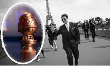 Το μεγάλο πλήγμα στις Χρυσές Σφαίρες! Ο Τομ Κρουζ επέστρεψε πίσω τα βραβεία που είχε κερδίσει!