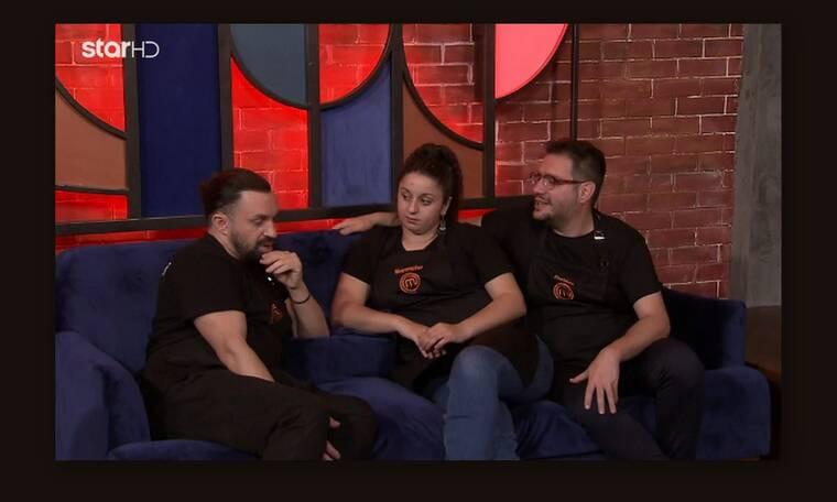 MasterChef: Η αποχώρηση έφερε συγκίνηση – Αυτός ο παίκτης έφυγε από τον διαγωνισμό