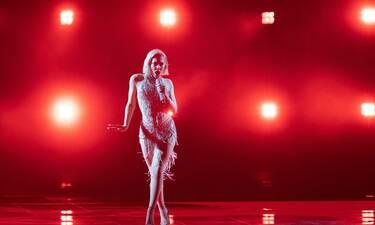 Eurovision 2021 Τελικός: Κύπρος: Πρώτη εμφανίστηκε η Έλενα Τσαγκρινού - Άκρως εντυπωσιακή!