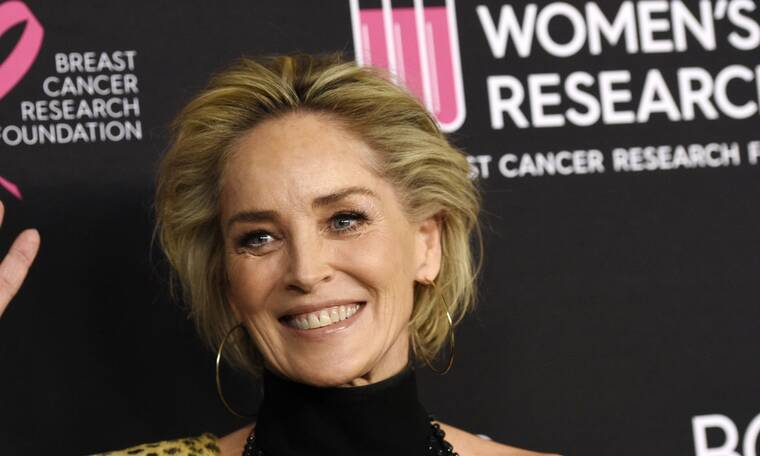 H Sharon Stone αποκαλύπτει πως η μεταθανάτια εμπειρία της την έκανε να νιώσει «υπέροχα» (video)