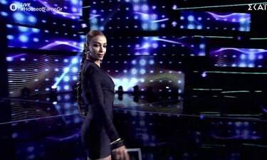 House of fame: «Κόλασε» η Ελένη Φουρέιρα με την καυτή της εμφάνιση!