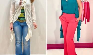 Style Me Up: Η εκκεντρική αλλαγή στο στιλ της Φωτεινής - Δεν πίστευε στα μάτια της