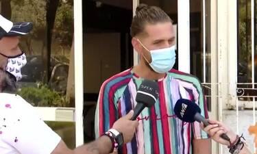 Κώστας Παπαδόπουλος: Το πρόβλημα υγείας μετά το Survivor και το σχόλιο για την αποχώρηση James!