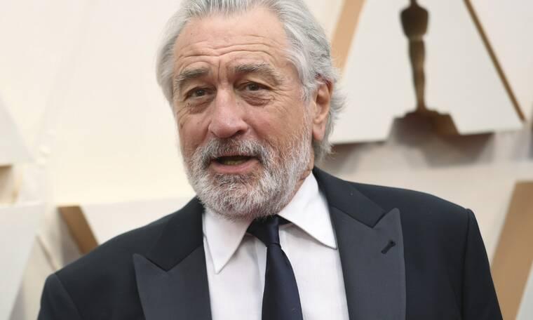 Ατύχημα για τον Robert De Niro - Ο ηθοποιός με τραυματισμό στο πόδι