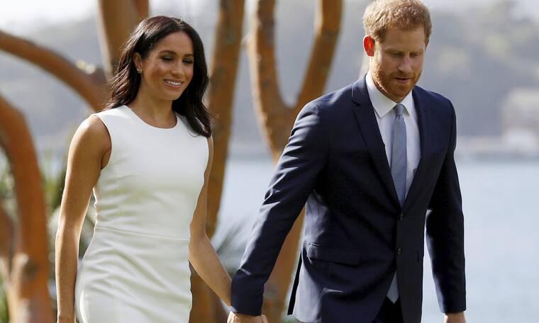 Ο πρίγκιπας Harry συνάντησε τη Meghan Markle δημόσια και δεν το κατάλαβε κανείς