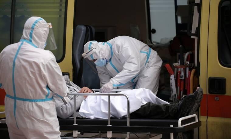 Κρούσματα σήμερα: 1.957 νέα ανακοίνωσε ο ΕΟΔΥ, 43 θάνατοι σε 24 ώρες, στους 661 οι διασωληνωμένοι