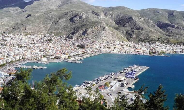 Κορονοϊός - Κάλυμνος: Παρατείνεται το καθολικό lockdown - Η ανακοίνωση της Πολιτικής Προστασίας