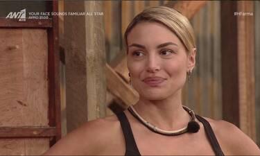 H Φάρμα: Η Αλεξάνδρα Παναγιώταρου αποχώρησε από το ριάλιτι με επική ατάκα
