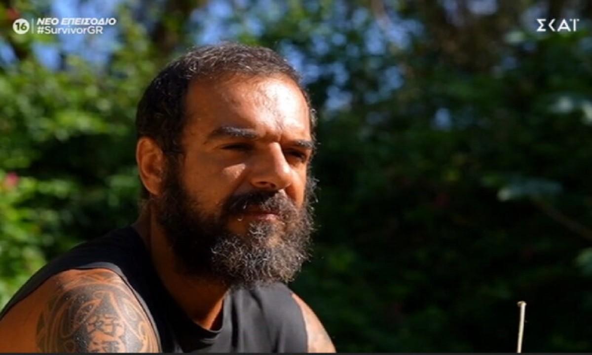 Survivor: «Ο Τριαντάφυλλος δεν πλένεται σχεδόν ποτέ»[video]