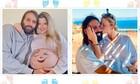 Κωνσταντίνα Κομμάτα: Η τρυφερή φωτό λίγο πριν γεννήσει: «Τελευταία Κυριακή με την κοιλίτσα μου!»