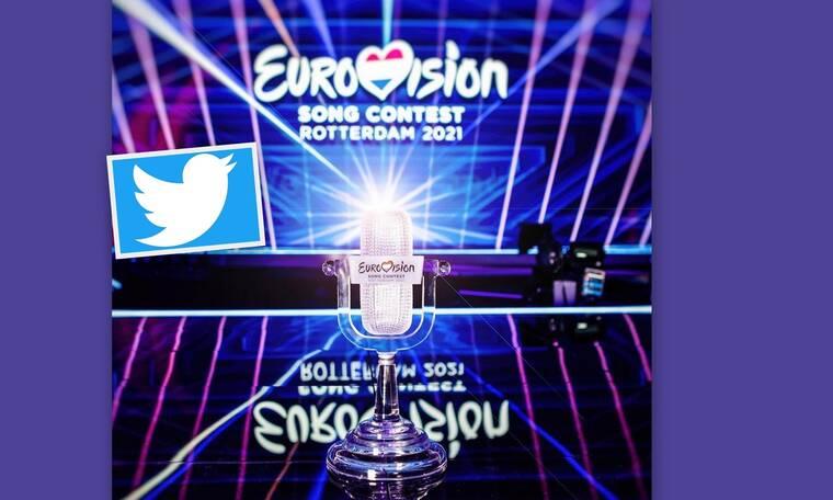 Eurovision 2021 Τελικός: Το Twitter σε ρυθμό Eurovision! Έτσι σχολίασαν τη μεγάλη βραδιά οι χρήστες