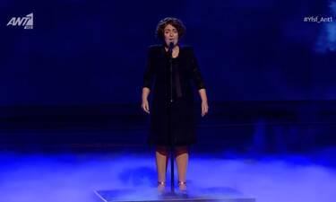 YFSF All Star: Η καθηλωτική guest εμφάνιση της Ελένης Καρακάση στη σκηνή του σόου!