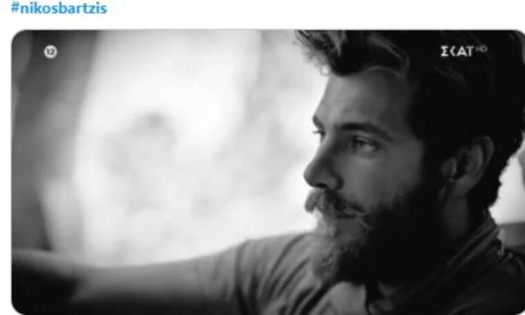 Survivor: O Νίκος Μπάρτζης αποθεώθηκε με σχόλια στο Twitter μετά την αποχώρηση (photos)