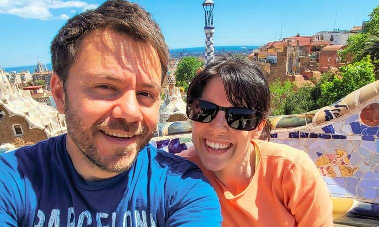 Ηλέκτρα Αστέρη: Νέες φωτογραφίες με φουσκωμένη κοιλίτσα από την Ισπανία
