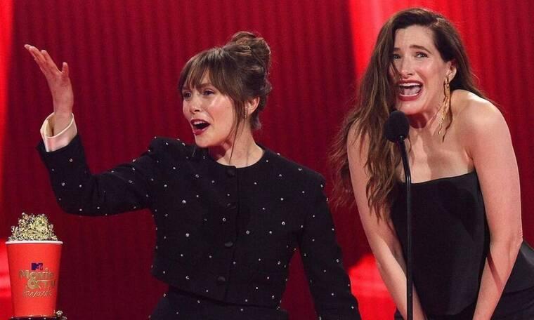 MTV Movie & TV Awards 2021: Τα καλύτερα looks από τη χθεσινή βραδιά