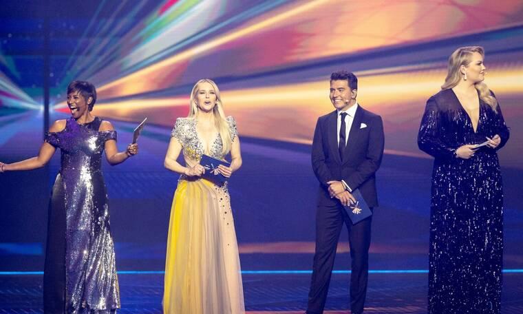 Eurovision 2021 Α' Ημιτελικός: Η λαμπερή έναρξη της βραδιάς (Pics&Vid)