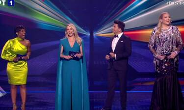 Eurovision 2021 Β' Ημιτελικός: Λάμψη και μαγικές εικόνες στην έναρξη της βραδιάς! (Pics&Vid)