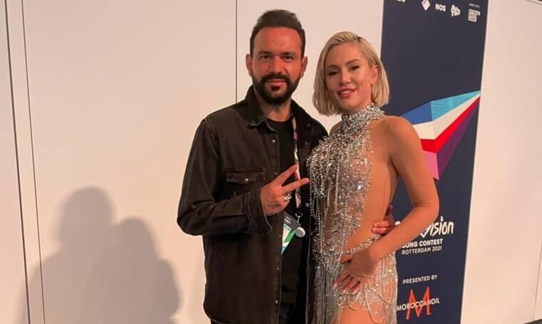 Eurovision 2021: Στην Ολλανδία ο Αρσενάκος για την Τσαγκρινού! Τι θα γίνει με το House of Fame;