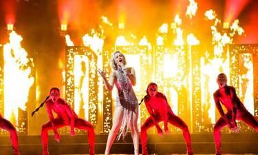 Eurovision 2021: Η Έλενα Τσαγκρινού ξεσήκωσε... το στάδιο στην γενική πρόβα του Α' Ημιτελικού!