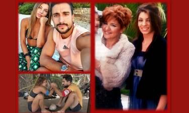 Έξαλλη η μητέρα της Μαριαλένας: «Αν κάνει πρόταση γάμου o Σάκης στο Survivor, θα πάθω εγκεφαλικό»