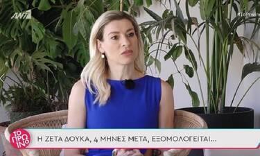 Ζέτα Δούκα: «Ο Γιώργος Κιμούλης δεν επικοινώνησε μαζί μου. Θα ήθελα μια συγγνώμη»
