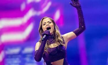 Eurovision 2021: Το γούρι της Στεφανίας και το μήνυμα της Παπαρίζου - Η αποκάλυψη on air