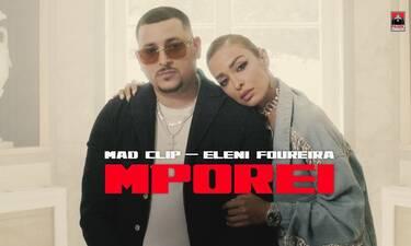 Ελένη Φουρέιρα - Mad Clip: Μαζί σε super hit και videoclip - υπερπαραγωγή!