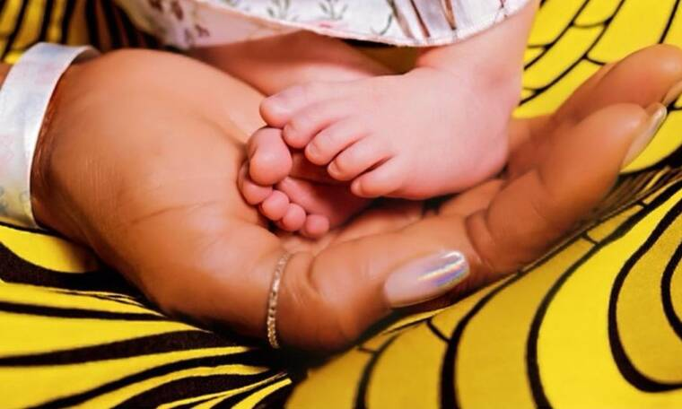 H Naomi Campbel έγινε μητέρα στα 50 της και το ανακοίνωσε με το πιο συγκινητικό post