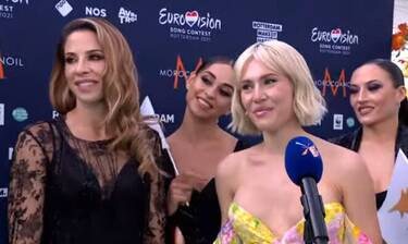Eurovision 2021: Η αδελφή της Έλενας Τσαγκρινού μιλάει για εκείνη, λίγες ώρες πριν τον Α' Ημιτελικό