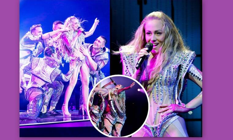 Eurovision 2021 Α' Ημιτελικός: Κροατία: Σέξι και δυναμική η Albina στη σκηνή!