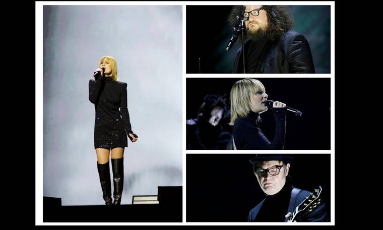 Eurovision 2021 Α' Ημιτελικός: Βέλγιο: Μία ροκ... συναυλία από τους Hooverphonic