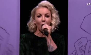 Eurovision 2021 A' Hμιτελικός: Ιρλανδία: Έκλεψε τις εντυπώσεις η Lesley Roy
