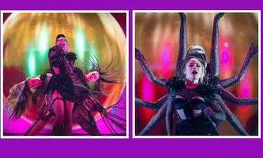 Eurovision 2021 Α' Ημιτελικός: Αζερμπαϊτζάν: Η σούπερ σέξι εμφάνιση της Efendi με καλτσοδέτα!