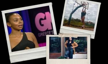 GNTM: Η Ρασέλ παίζει μπάσκετ με καυτό κορμάκι και «ρίχνει» το Instagram (Photos)