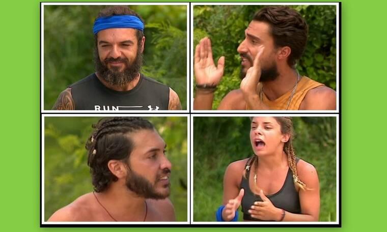 Survivor: «Σφάχτηκαν» οι παίκτες - Μεγάλος καβγάς και απίστευτες ατάκες: «Είσαι για γέλια»