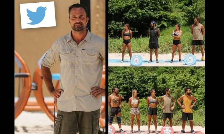 Survivor: Ο Σάκης Κατσούλης κέρδισε την ατομική ασυλία, η Μαριαλένα έκλαψε & το Twitter «πήρε φωτιά»