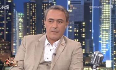 Θανάσης Κουρλαμπάς: Δεν φαντάζεστε τι αποκάλυψε πρώτη φορά για τη γυναίκα του!
