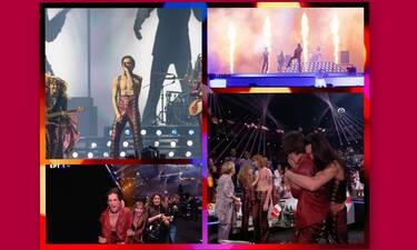 Eurovision 2021 Τελικός: Η Ιταλία είναι η μεγάλη νικήτρια της βραδιάς! Χαμός με τη βαθμολογία