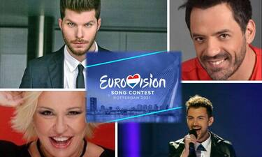 Eurovision: Πρώην συμμετέχοντες μιλούν στο gossip-tv και κάνουν τις προβλέψεις τους για τον νικητή!