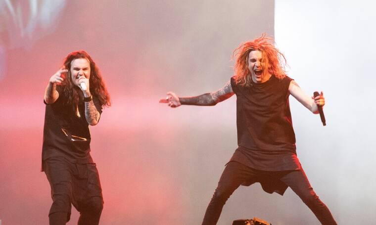 Eurovision 2021 Β΄ Ημιτελικός: Φινλανδία: Με metal διάθεση τα... σπάσανε στη σκηνή!